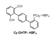 四氟硼酸2''-(二环己基膦)-对三联苯-2,6-二醇