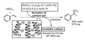 螺旋聚喹喔啉类手性磷化氢
