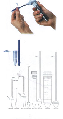 Kimble研磨槌 749515-5000槌 50ml 制作材料SS不锈钢槌