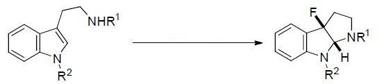 1-氟-2,4,6-三甲基吡啶三氟甲烷磺酸盐
