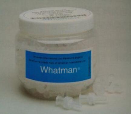 GE WHATMAN 6820-1316玻璃微纤维Puradisc 13mm针头式滤器