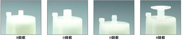 ADVANTEC滤芯囊式过滤器Compact Cartridge Filters